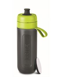 BRITA Trinkflasche Fill & Go Activ 0,6l limon