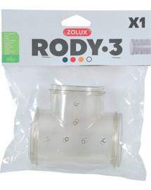 """ZOLUX ROHR """"T"""" RODY3"""