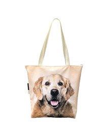 FERA Klassische Einkaufstasche mit dem Hund Golden Retriever