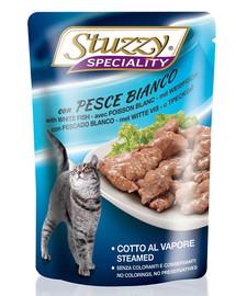 STUZZY SPECIALITY mit Weißfisch 100g Katze