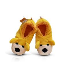PEDIGREE Hausschuhe - gelbe Hunde