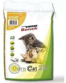 BENEK Super Benek Corn Cat Tropical Fruits 25 l