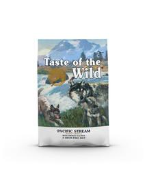 TASTE OF THE WILD Pacific Stream Puppy  24,4 kg (2 x 12,2 kg)
