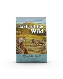 TASTE OF THE WILD Appalachian Valley 24,4 (2 x 12,2 kg)