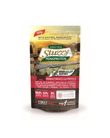 STUZZY Dog Monoprotein Grain&Gluten free frisches Rind mit Blaubeeren 150g
