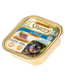 STUZZY MISTER Puppy mit Huhn 150 g