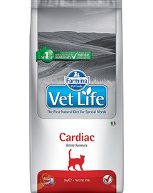 FARMINA Vet Life Cardiac Katze 10 kg