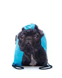 FERA Sportbeutel mit dem Bildaufdruck Französischen Bulldogge