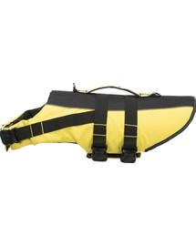 TRIXIE Schwimmweste für Hunde S: 35 cm: 42–66 cm
