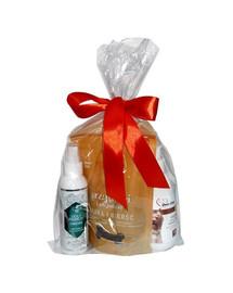 OVER ZOO Geschenkset Shampoo + Spülung + Leckerlis für Yorkshire Terrier