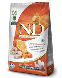 FARMINA N&D Pumpkin Chicken & Pomegranate Adult Medium & Maxi 2.5 kg