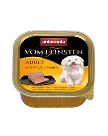 ANIMONDA Vom Feinsten Geflügel + Nudeln 5 x 150 g