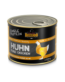 BELCANDO Single Protein Huhn 200 g