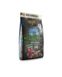 BELCANDO Junior Lamb & Rice M-L 4 kg