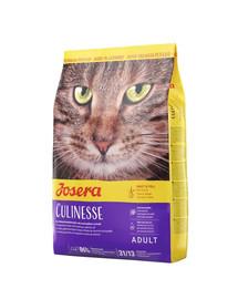 JOSERA Cat culinesse 10 kg + 2 Frischebeutel GRATIS