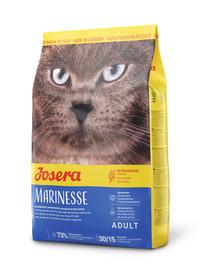 JOSERA Cat Marinesse mit Lachs 10 kg + 2 Frischebeutel GRATIS