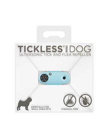 TICKLESS Mini Dog – Baby Blau