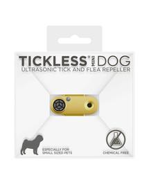 TICKLESS Mini Dog – Gold