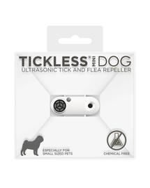 TICKLESS Mini Dog – Weiss