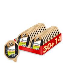 SHEBA Selection in Sauce Kaninchen 44 x 85g