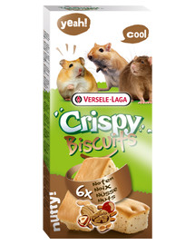 VERSELE-LAGA Crispy BISCUITS NÜSSE 6 Stück, 70 g